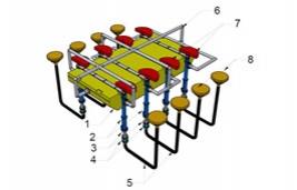 Engepetrol desenvolve sistema despoluidor aquático autossustentável.