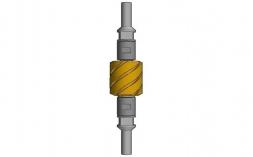 Centralizador para hastes de bombeio - Pump-guide;